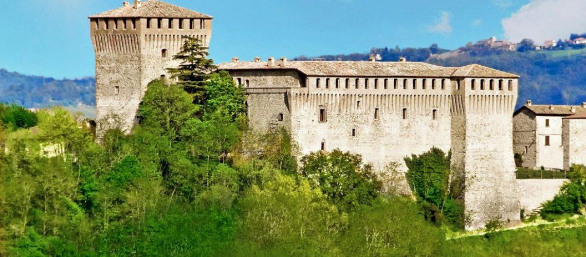 Castello di Varano - Panoramica