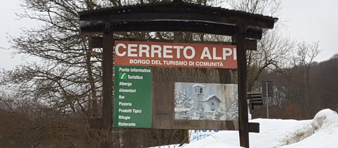 Cerreto Alpi