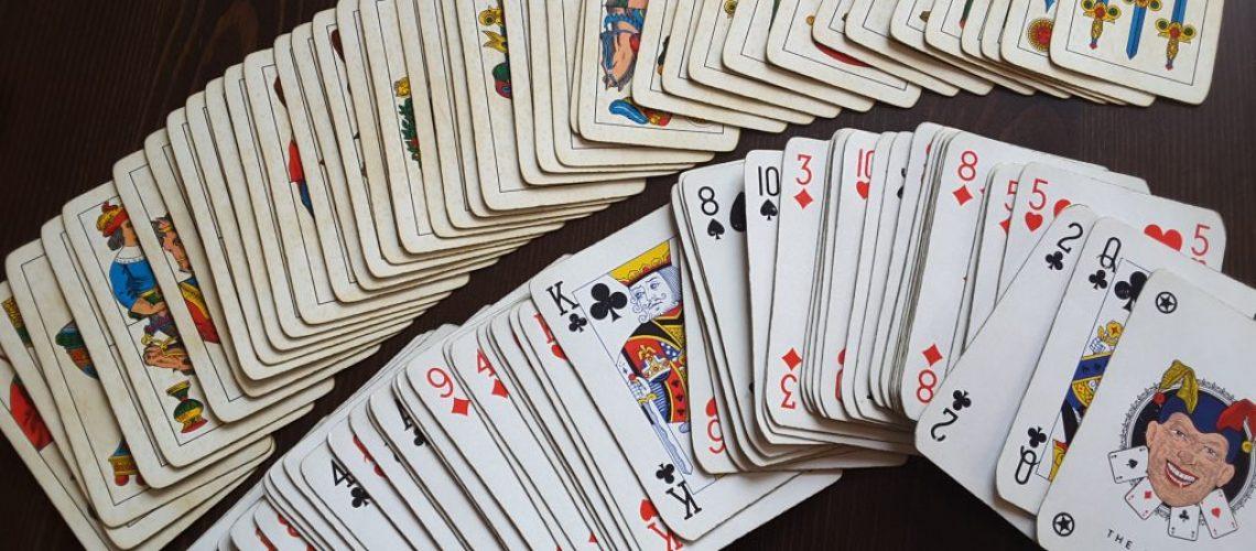Giochi per bambini le carte