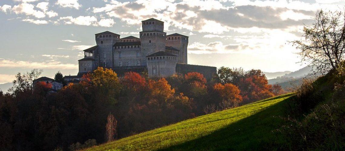 In camper tra Parma e Reggio Emilia