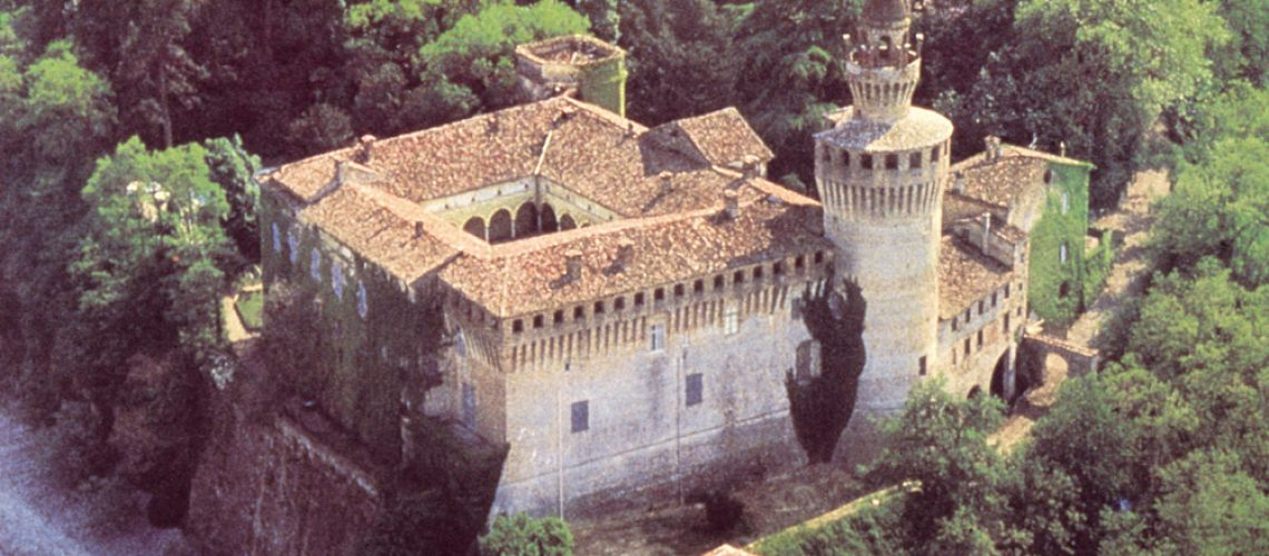 Itinerario alla scoperta delle Valli Piacentine castello rivalta