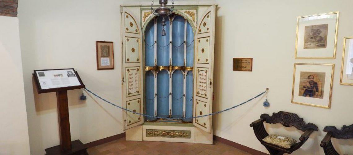 Museo Ebraico Fausto Levi Soragna