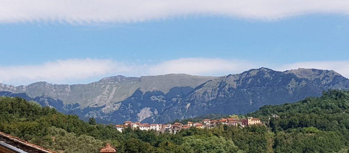 Panorama dal terziere