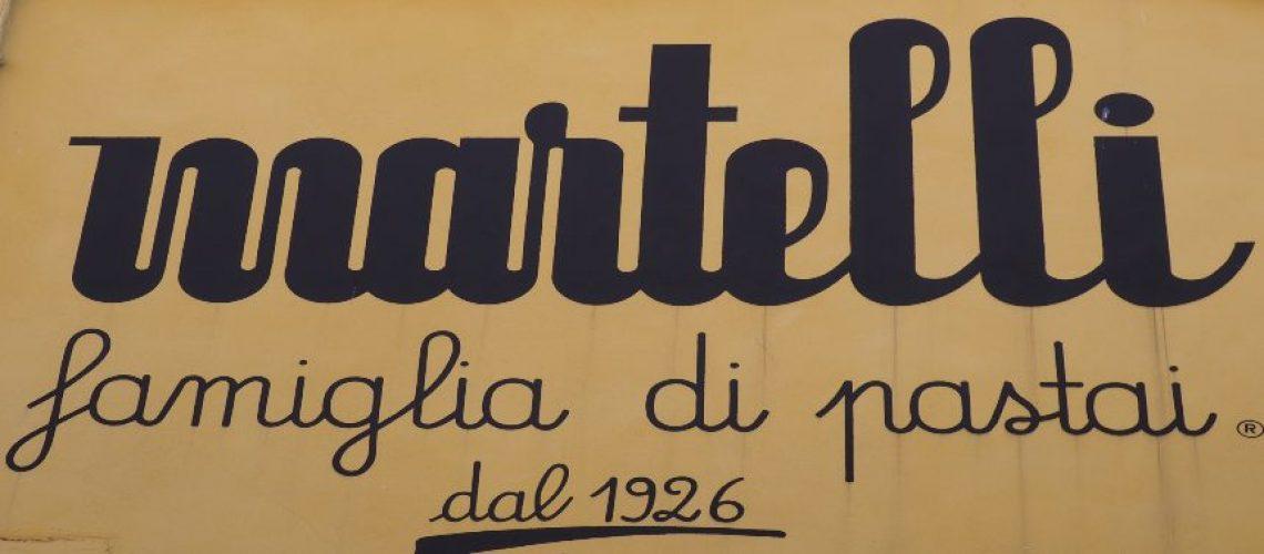 Pastificio Martelli - Famiglia di pastai