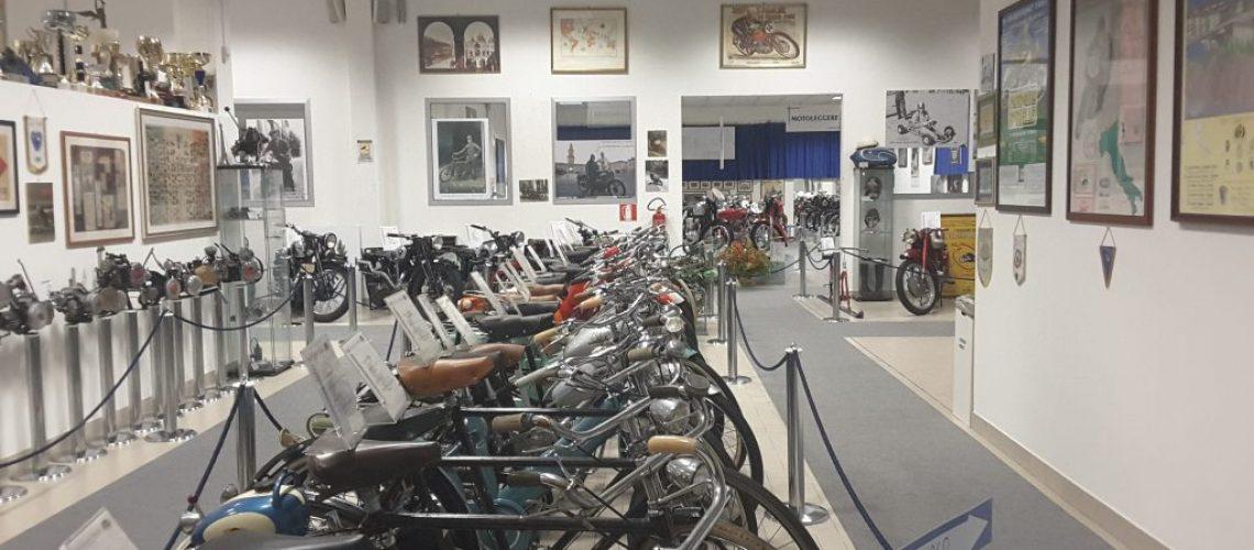 Piccolo museo delle Moto Bariaschi