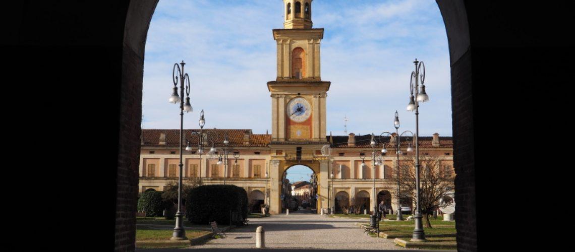 Torre dell'orologio Gualtieri