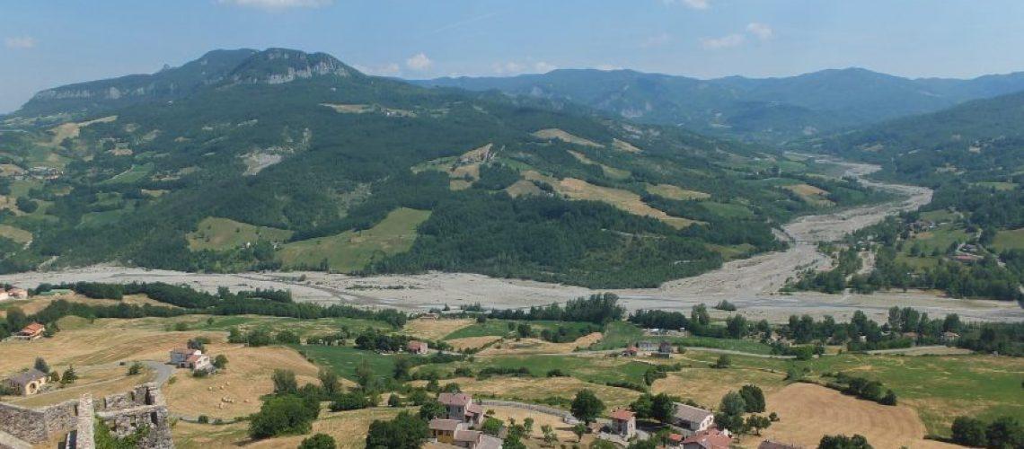 Valle del Taro e Ceno in camper