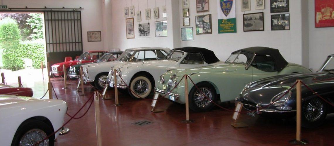 museo dell'automobile a reggio emilia