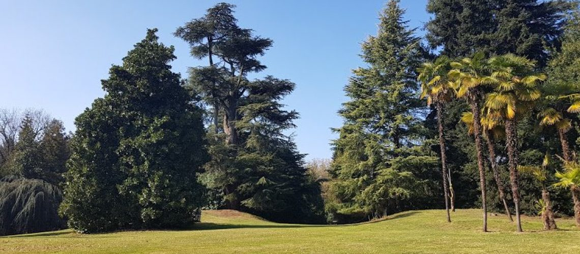 parco Villa Caproni
