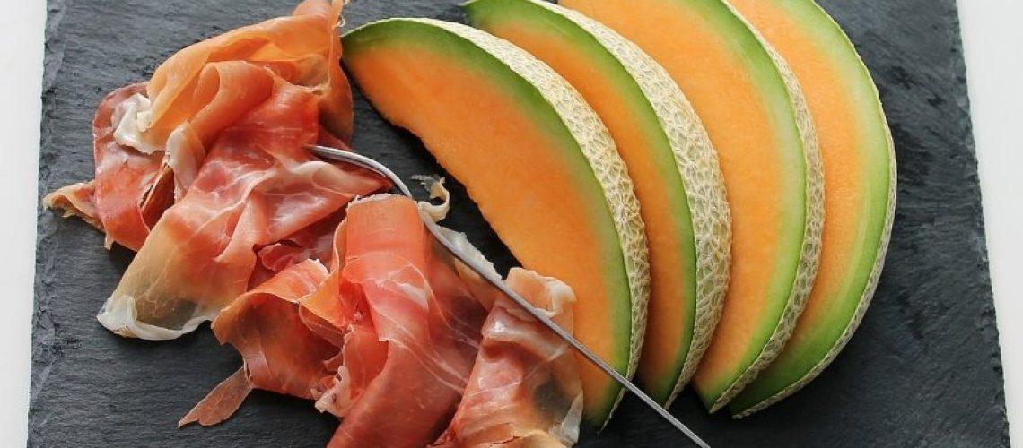 prosiuctto e melone1