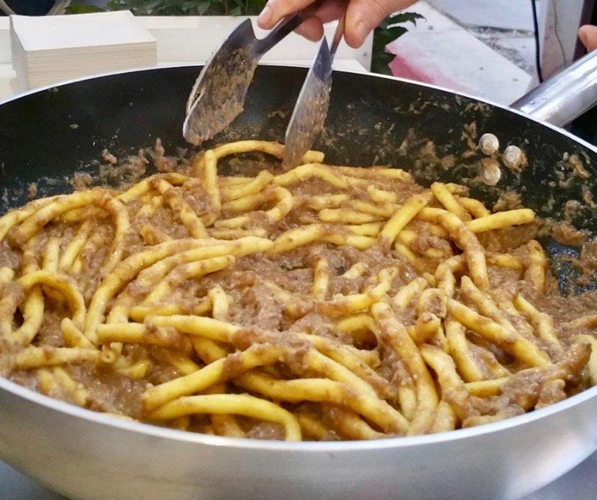 Macaroni alla bobbiese kitchen traveling emilia romagna
