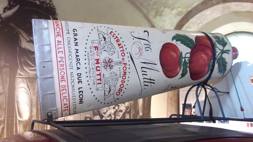 museo del pomodoro parma