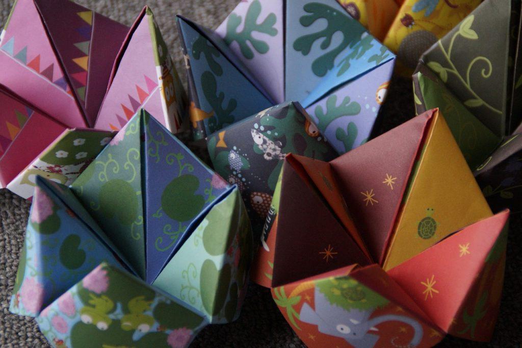 Origami in casa