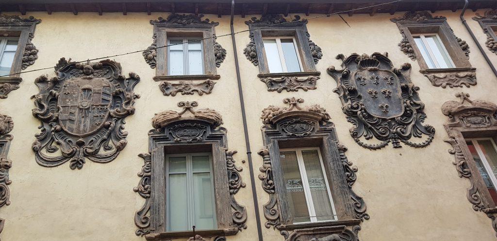 Facciata Palazzo Boveri