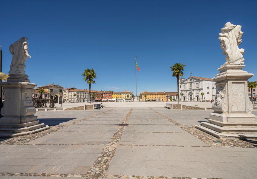 itinerario in Friuli Venezia Giulia Palmanova