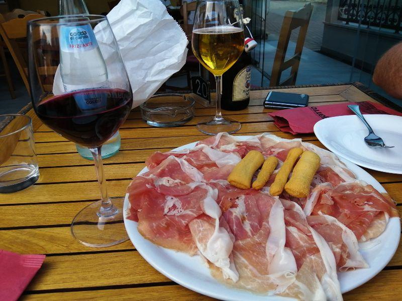 Itinerario in Friuli Venezia Giulia a San Daniele del Friuli