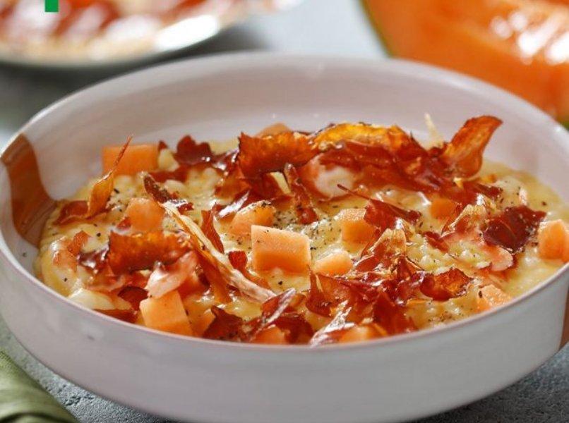 prosciutto e melone la ricetta