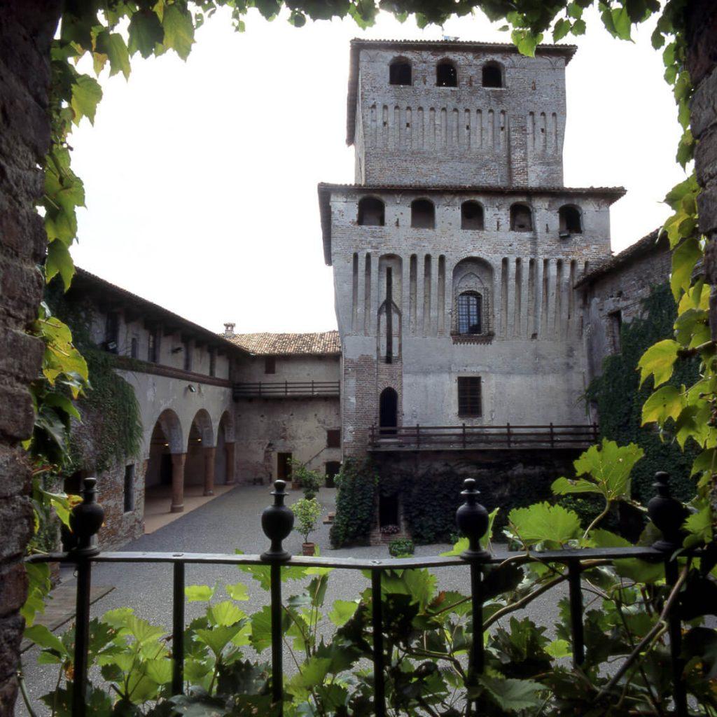 Castle of Roccabianca