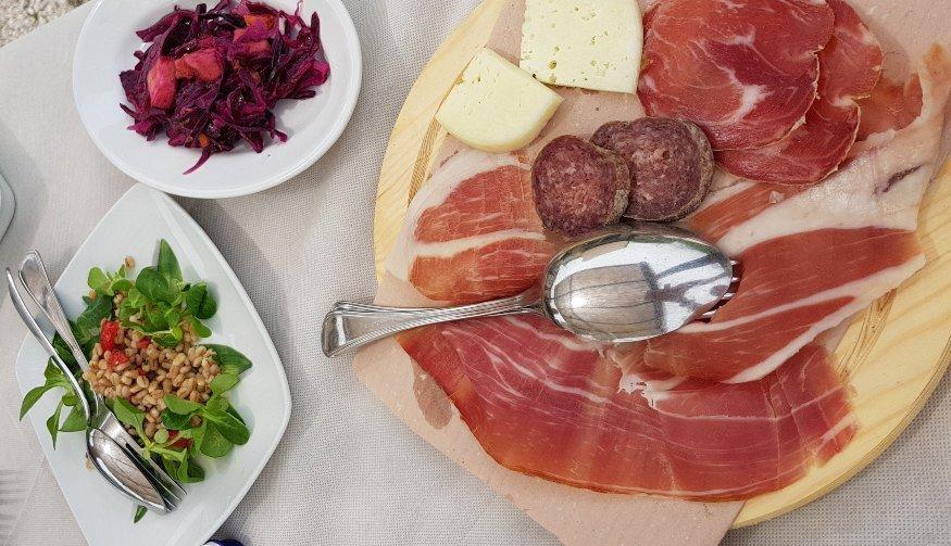 San Severino Marche la gastronomia marchigiana