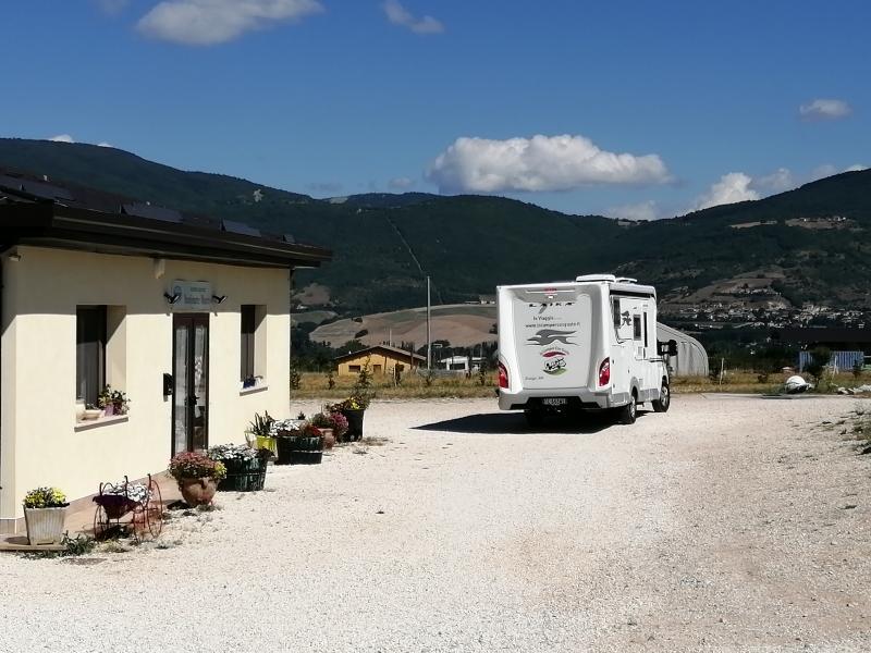 slow tourism e vacanza in camper