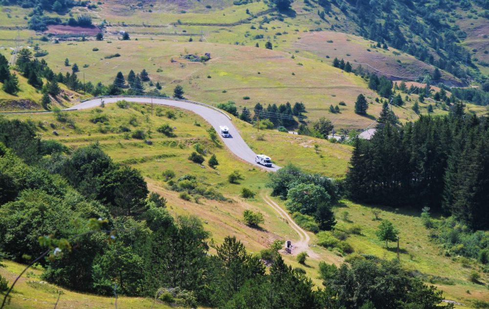 Abruzzo in camper i nuovi itinerari Strada Provinciale del Vasto
