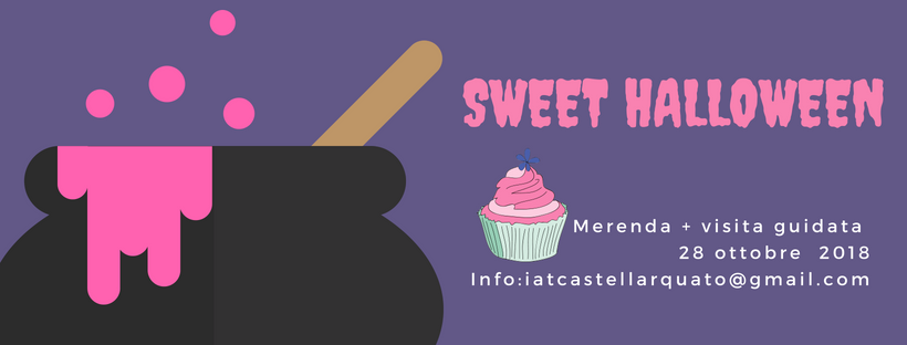 sweet halloween a Castell'Arquato